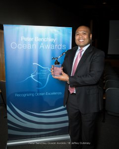 The son of President Tommy Remengesau Jr. of the Republic of Palau