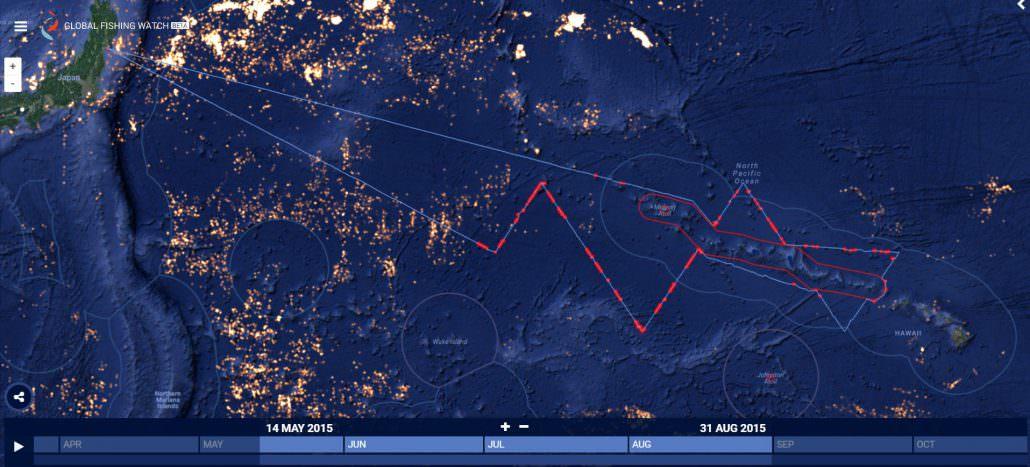 Yushin Maru Track