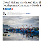 Global Fishing Watch in the news
