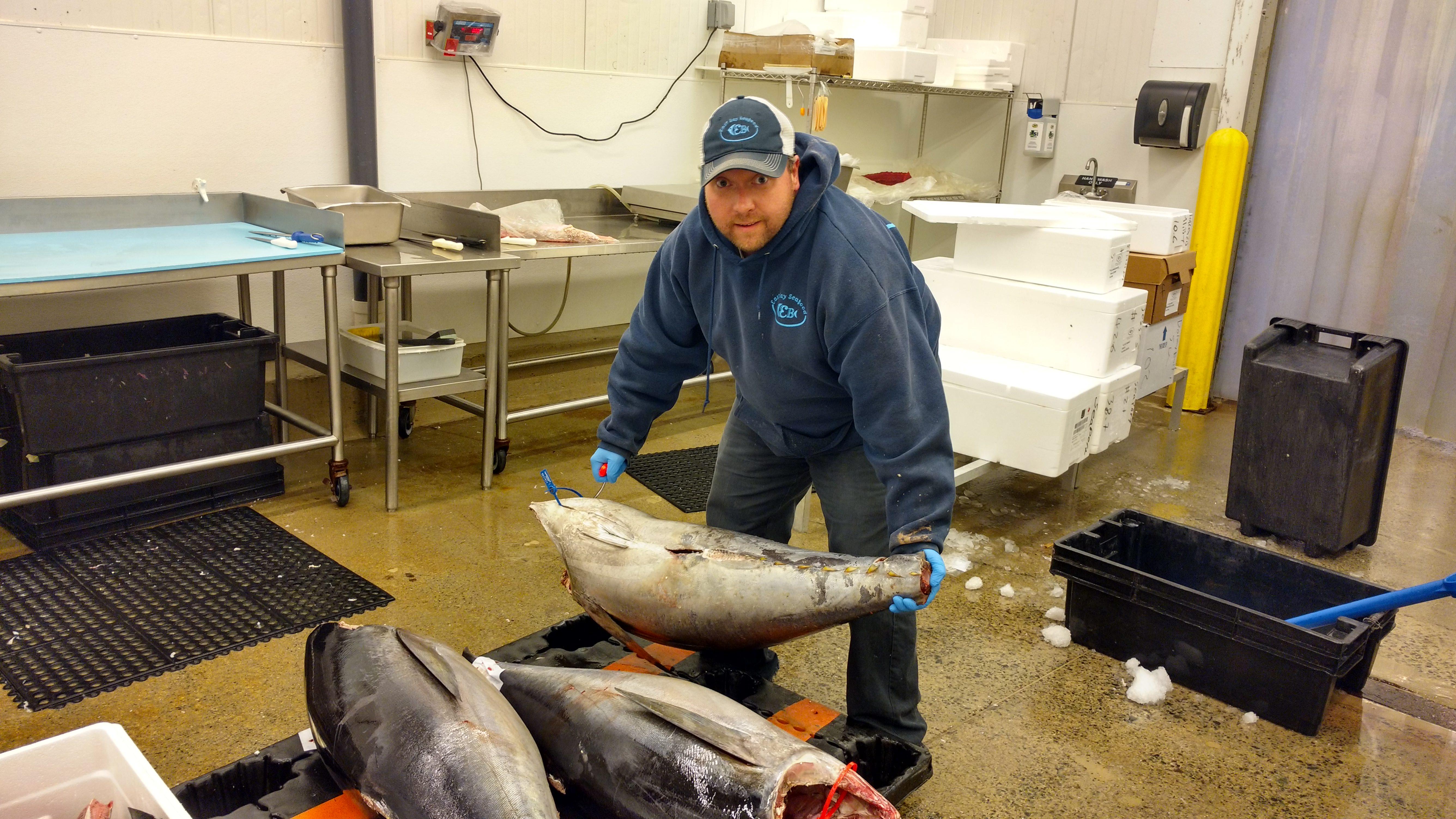 jason rossman East Bay Seafood Company