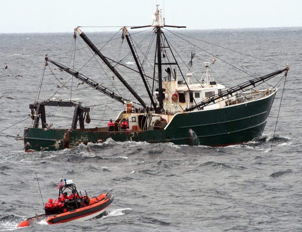 Fighting Illegal Fishing
