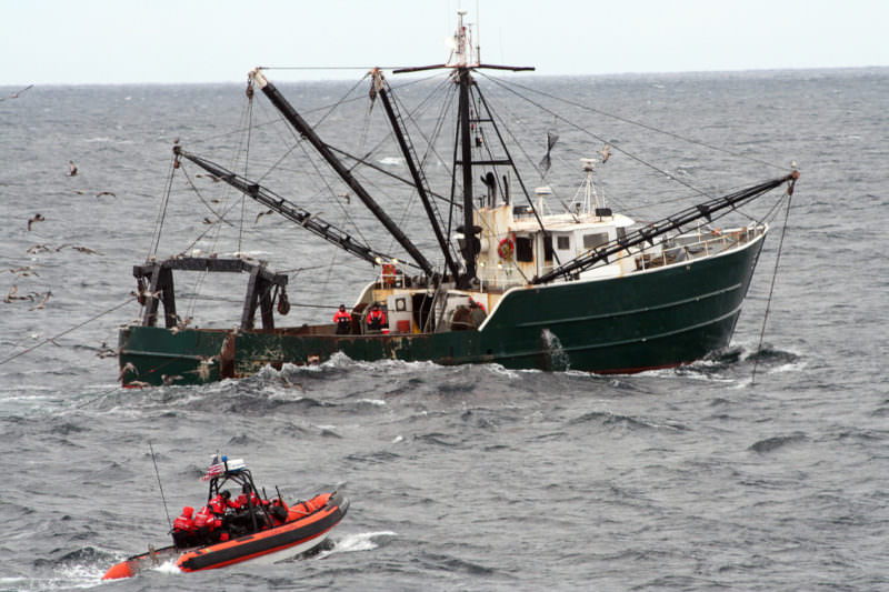 overfishing control