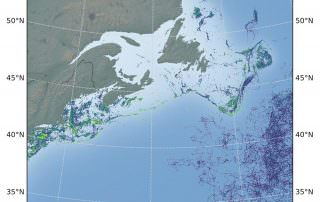 Global Fishing Hotspots Canada