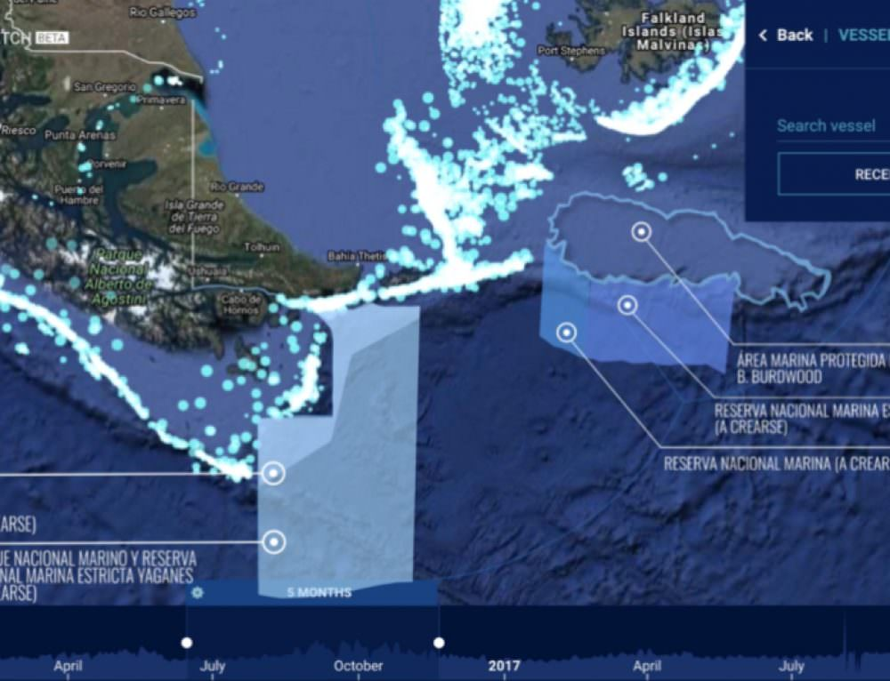 Our Analyst Nets Another IUU Bust - Global Fishing Watch