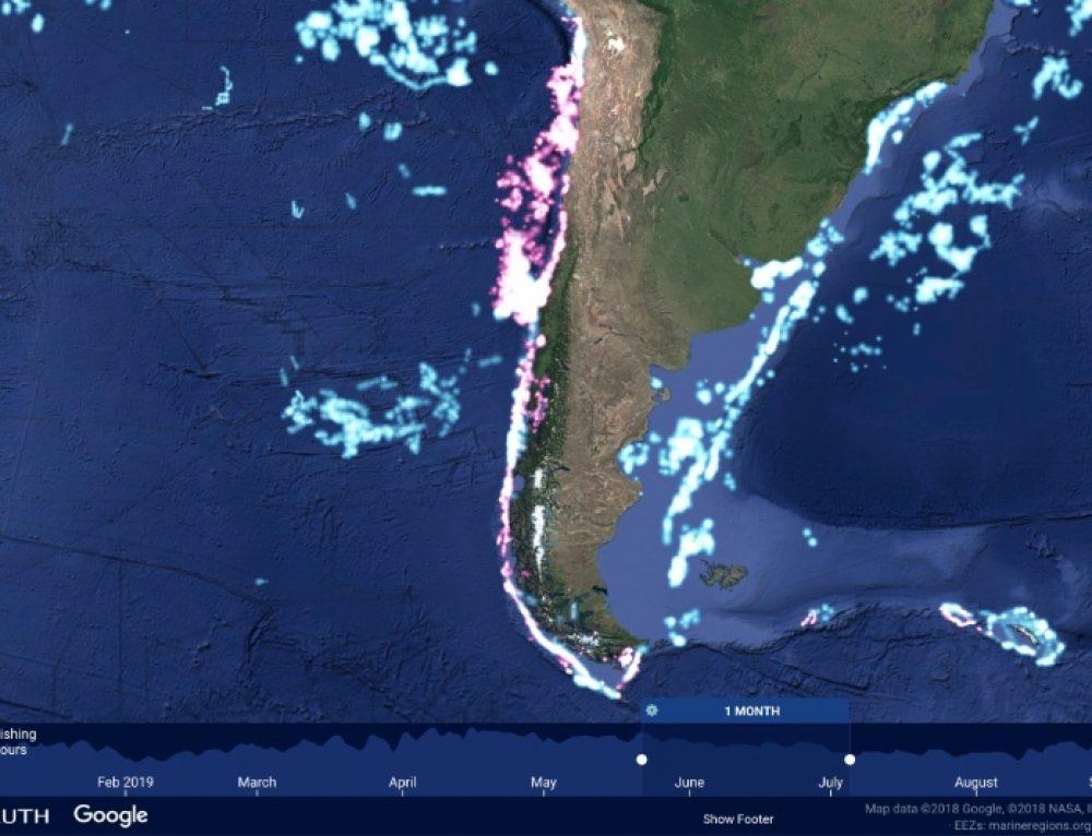 Chile muestra liderazgo mundial en la transparencia pesquera