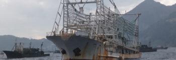 Chinese lighting vessels