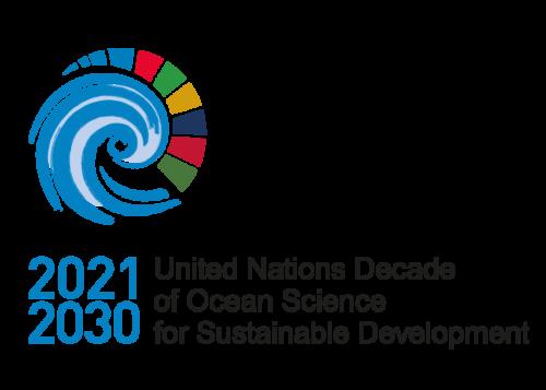 UN Ocean Decade transparent logo