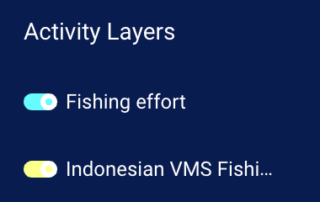 Fishing Activity Layers