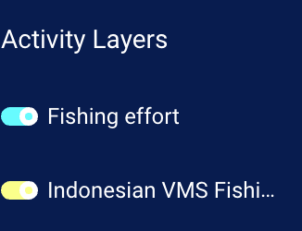 VMS Layer Now Available in Fishing Activity Map
