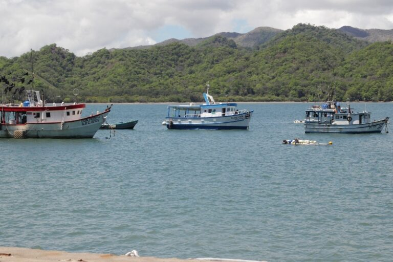 Costa Rica fishing activity