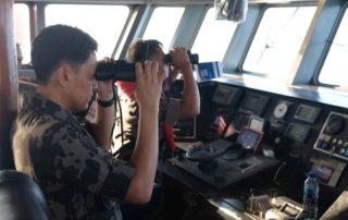Indonesian patrol vessel, Orca 3