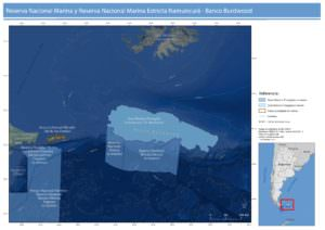 Recommended expansion of Namuncurá-Burdwood Bank II Marine National Park