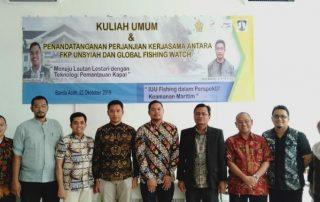 GFW and Syiah Kuala University