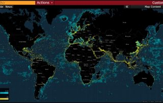 global fishing map