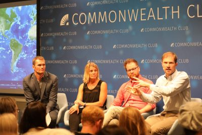Commonwealth Club The Global Fishing Watch Research Program