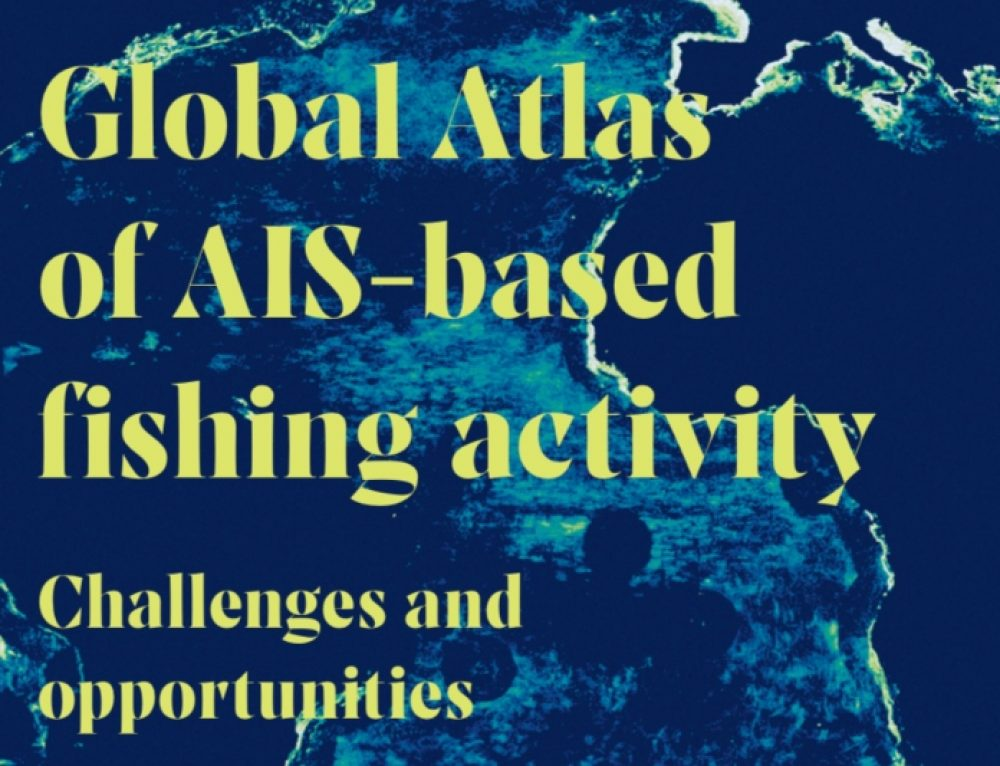 New global atlas on using advanced technology to monitor fishing activity