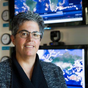 Jackie Savitz, Oceana Vice President for US and Global Fishing Watch