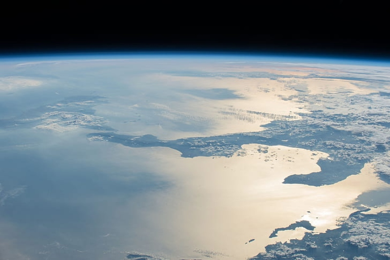 Mediterranean Sea International Space Station Italy Europe Preview