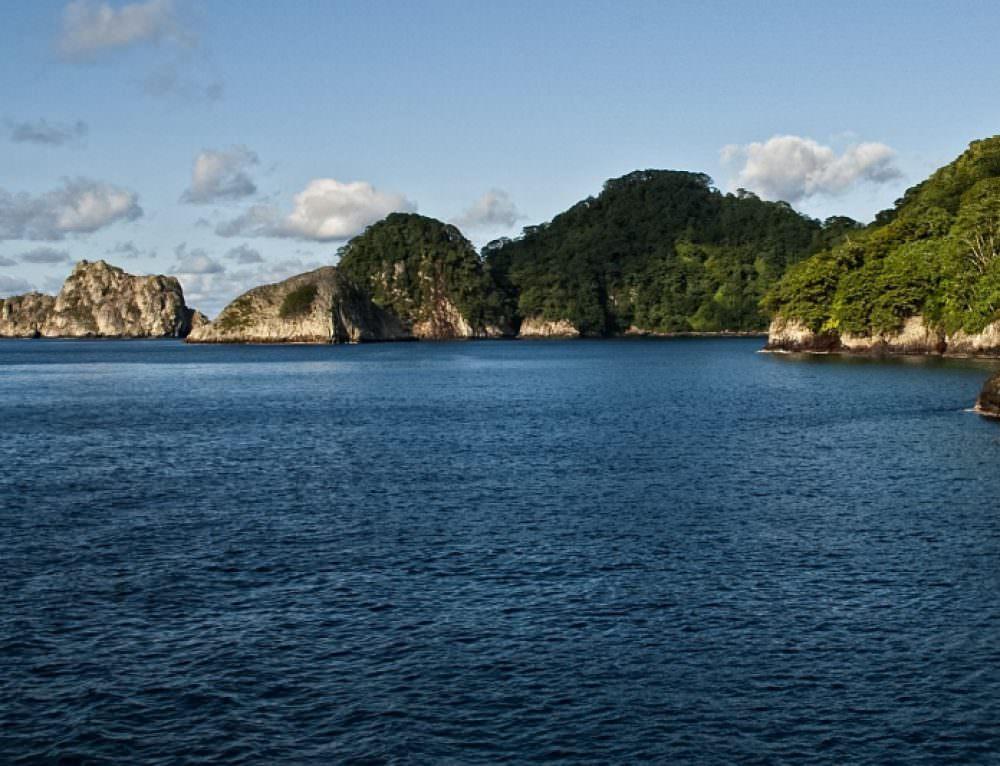 Protecting Cocos Island