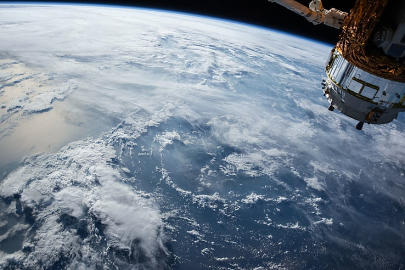 Satellite ss international space station