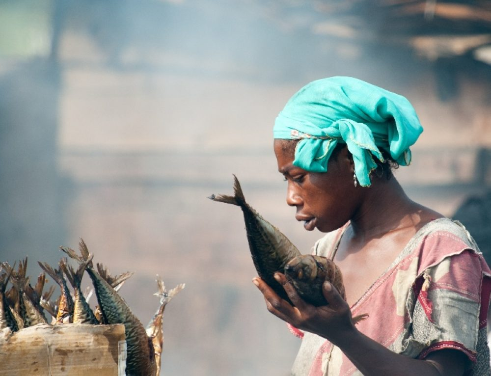 Life Below Water: Sustainable fisheries and gender equality